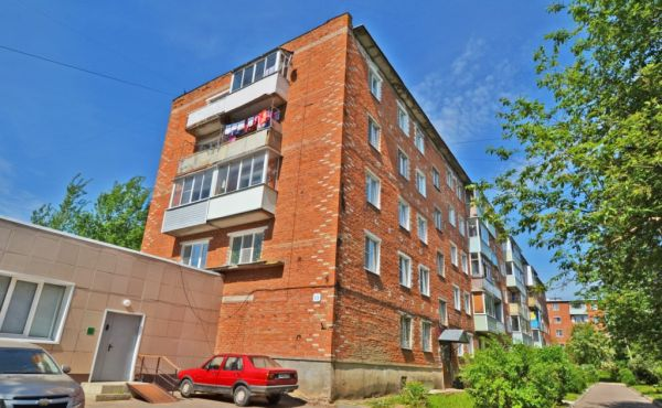 Трехкомнатная квартира в Волоколамске